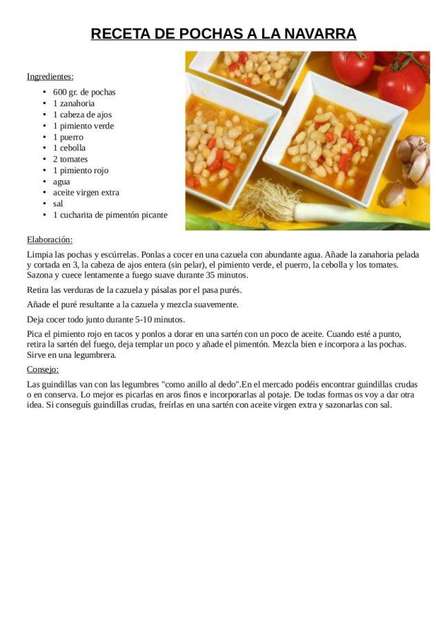 3 Recetas de alubia pocha2