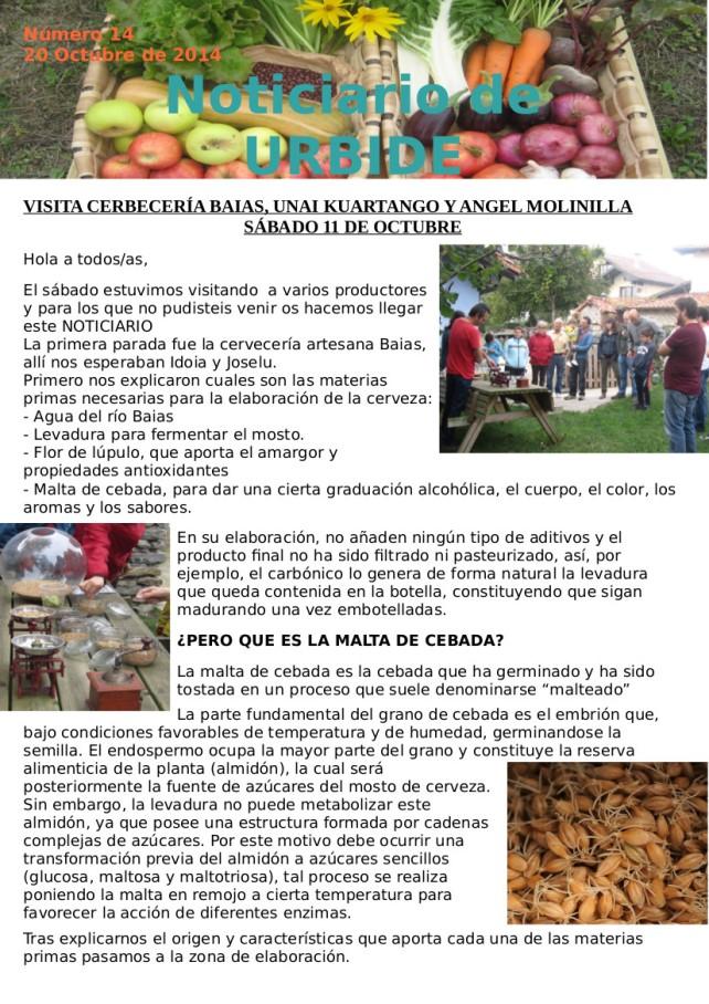 NOTICIARIO URBIDE OCTUBRE1