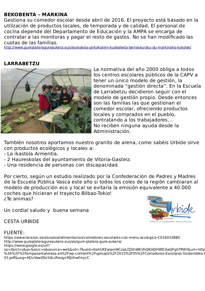 Awesome Comedores Escolares Normativa Ideas - Casas: Ideas & diseños ...